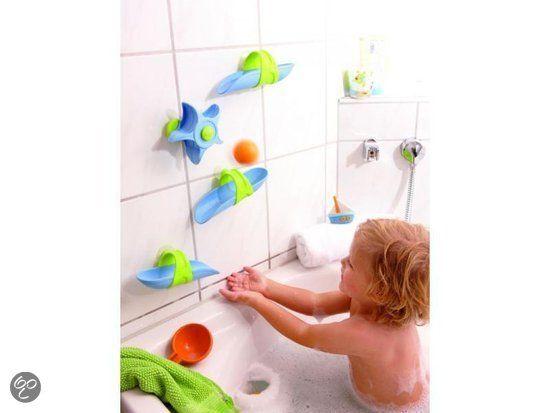 Badkamerknikkerbaan van Haba