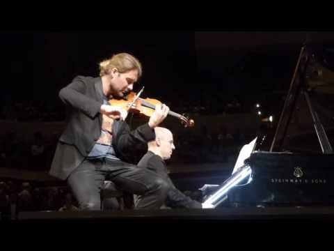 David Garrett & Julien Quentin - 16.05.2016 - Philharmonie Berlin - YouTube