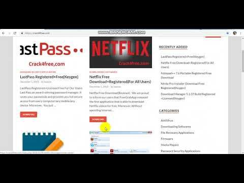 Download LastPass, Edge Extensions, Free Password Manager, How To