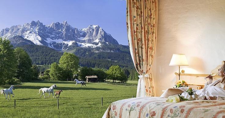 Bio- und Wellnesshotel Stanglwirt - Österreich - Tirol