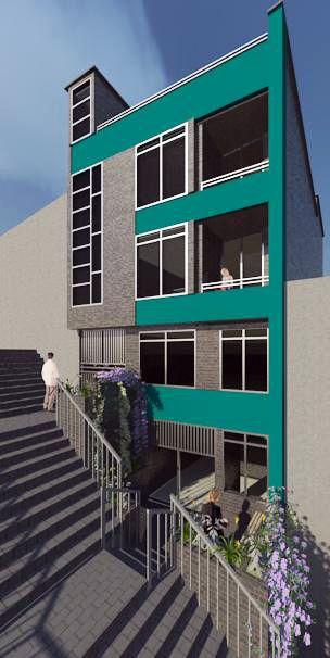 Edificio Villa Laura en el barrio San Rafael - Envigado - Antioquia