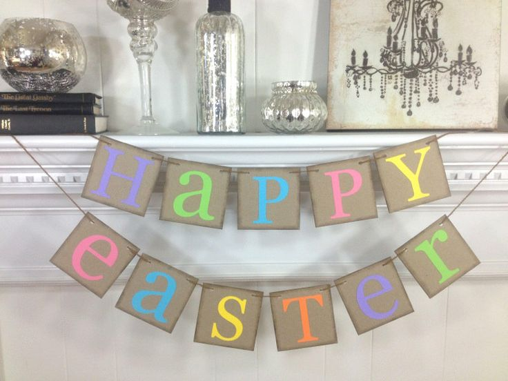 Best Happy Easter Banner Ideas On Pinterest Easter Banner
