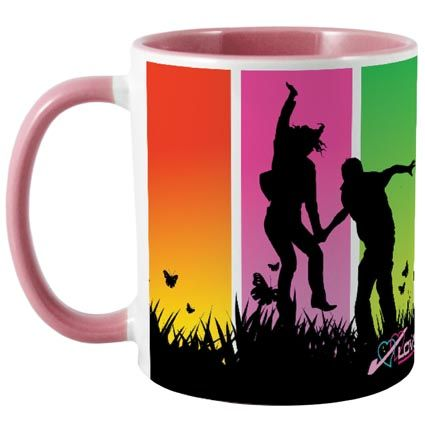 Two Tone Photo Mugs | Personalised Photo Mugs | Branded Mugs and Drinkware | Promotional Giveaways
