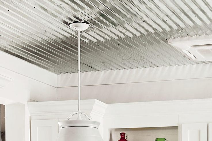 16. Metal Ceilings - Smaller But Smarter Cottage With Style - Southernliving…