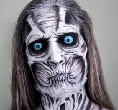 264 best Halloween Makeup images on Pinterest   Costumes, Make up ...