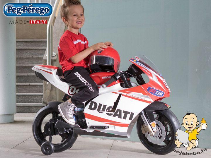 Motorić na akumulator za mališane, prava sportska zabava, dostupan odmah za isporuku.