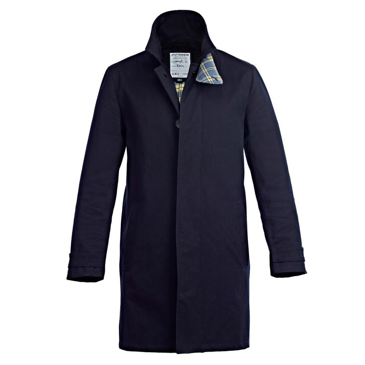 stutterheim, arvid, coat, handmade, stockholm, sweden, raincoat, online