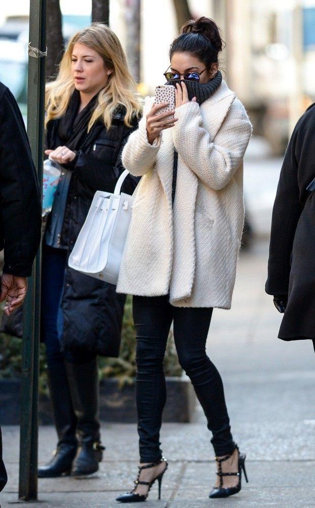 Vanessa Hudgens - In New York. (March 2015)
