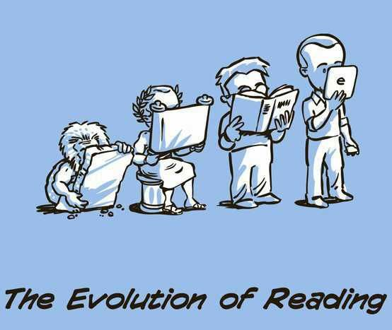 #book funny: Books, Reading, Gift, Reading Book, Funny, Of The, Evolution, Evolution