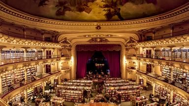 BBC - Culture - Ten of the world's most beautiful bookshops