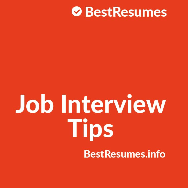 Check Latest Job Interview Tips, How To Answer Interview Questions And Nail  An Interview!
