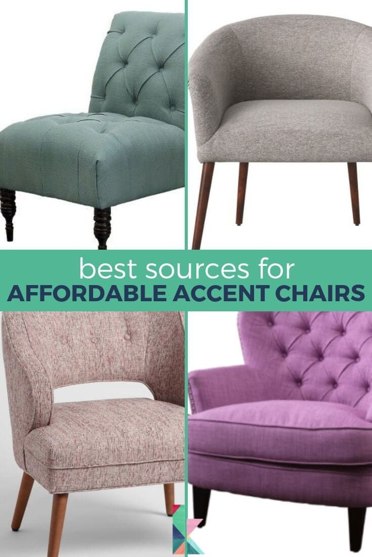 Best Sources For Affordable Accent Chairs Accent Chairs