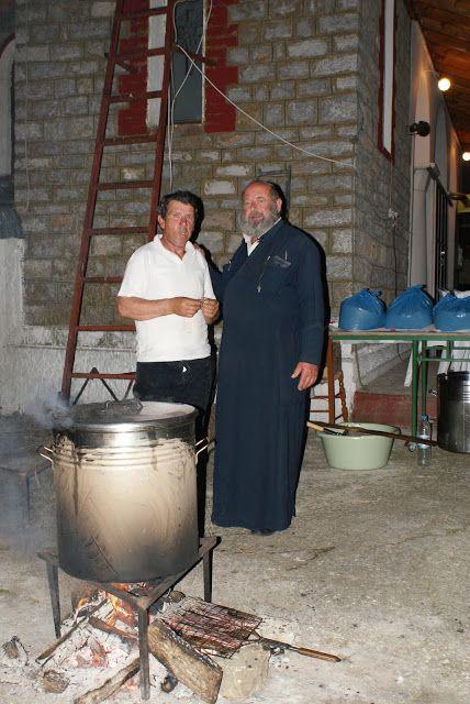 ΄φωτο απο το μαγείρεμα στο έθιμο κουρμπάνι..πρίν από λίγο - neomonastirinews