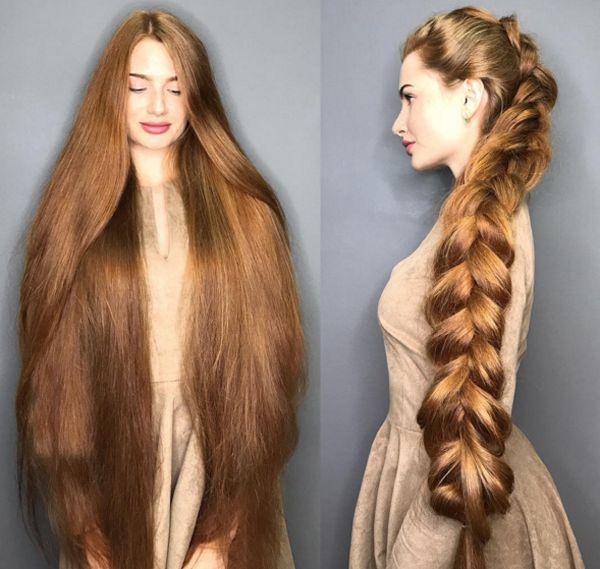 Расти, коса, до… Анастасия Сидорова дает советы по уходу за волосами осенью - Красота и здоровье - WomanHit.ru