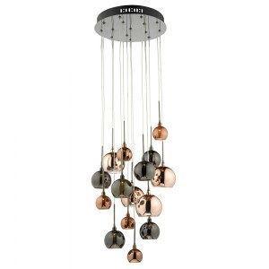 Dar (AUR1564) Aurelia 15 Light Pendant