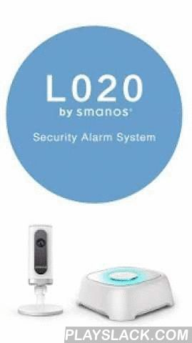 L020 Alarm  Android App - playslack.com ,  smanos L020 is an elegantly minimalistic security gadget that ensures peace of mind whether you are at home or out and about. Up to 30 smanos wireless sensors, such as, door/window contacts, and motion/flood/gas/smoke detectors, can be effortlessly controlled by one L020 base unit, which pushes alerts to your and your loved ones' smartphones in real time should any anomaly arise. The built-in siren will also sound at a piercing volume to attract…