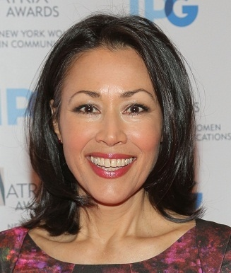 I love Ann Curry.  She is the best and will be missed tremendously.  How gorgeous is she?!