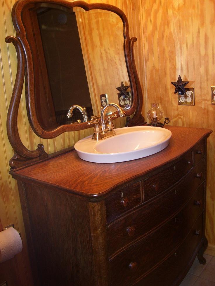 Best 25 Refinish bathroom vanity ideas on Pinterest