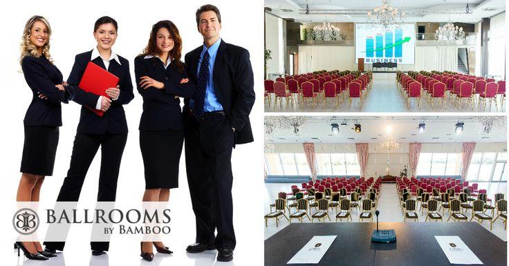 Oferte personalizate pentru evenimente business-corporate! Stil și etichetă, cele mai noi săli de evenimente situate pe malul lacului Tei, meniuri bufet și coffee break, echipă de profesioniști în organizare de evenimente, dotari tehnice și facilități de ultimă generație. Tarife pornind de la 2000 ron + TVA / conferinta in pachet de minim trei.  Află mai multe detalii la: 0724 322 189 sau office@ballroomsbybamboo.ro