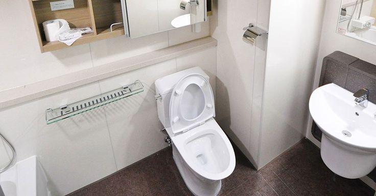 Jak pozbyć się brzydkiego zapachu z toalety