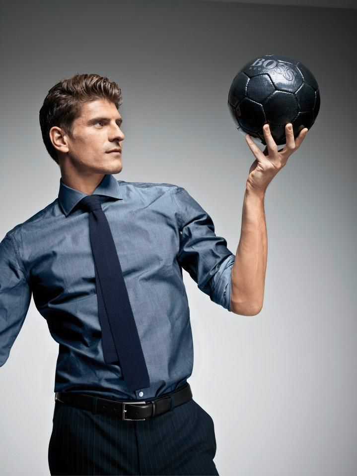 Mario Gomez - The German Assassin