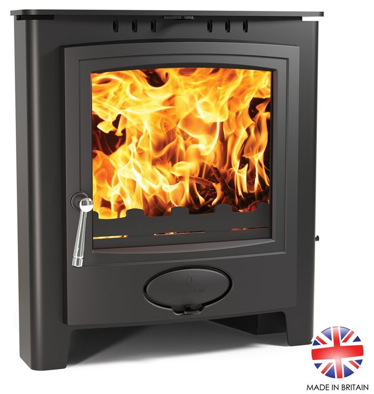 4.8KW Ecoburn Plus 5 Inset Flexi Fuel Stove | Buy Inset Multi Fuel Stoves Online | UK Stoves