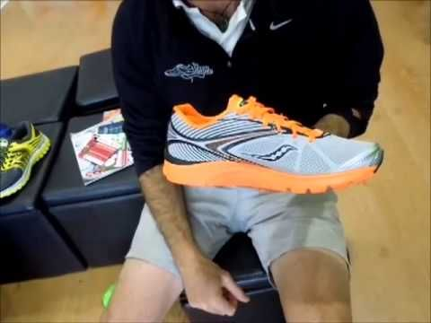 Saucony Kinvara 4 Review by The Running Company