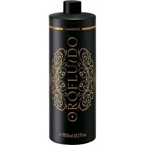 Orofluido Shampoo 1000ml - Orofluido Shampoo är ett lyxigt och väldoftande schampo som bevarar hårets struktur och gör det blankt och vackert.