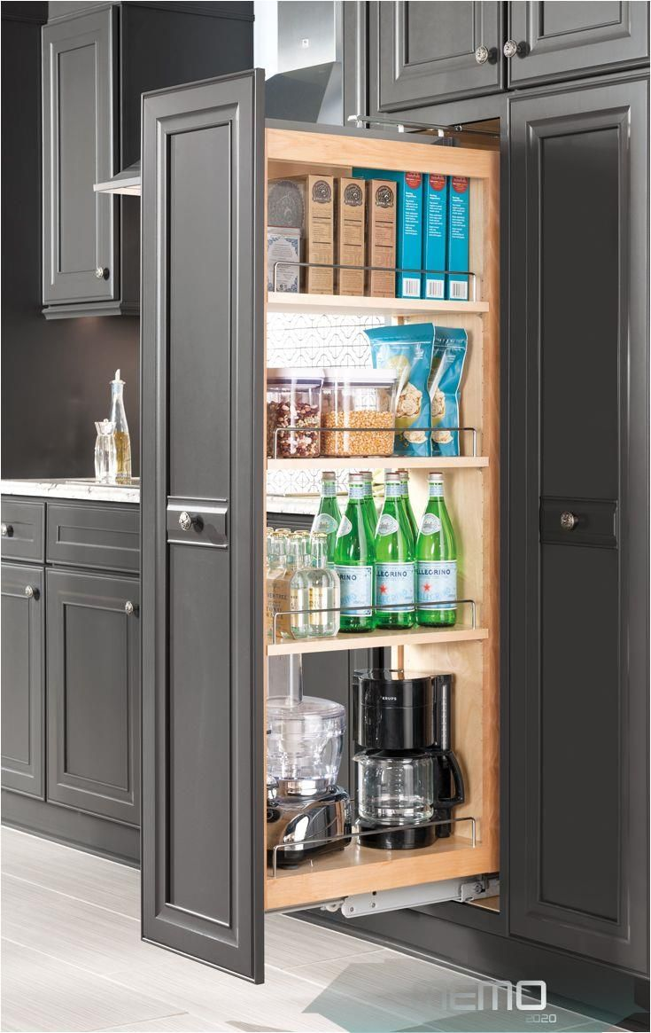 Jan 30 2020 Smart Storage Helps You Get The Most Out Of Your Kitchen Click To In 2020 Kitchen Cabinet Storage Kitchen Cabinets Storage Organizers Storage Cabinets