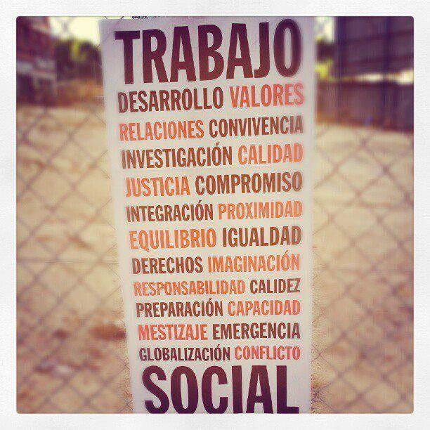 soy trabajador social