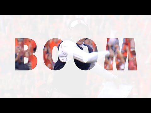 """Auburn Releases """"The BOOM Era"""" Hype Video  ~ Check this out too ~ RollTideWarEagle.com for great sports stories that inform and entertain. #Auburn #WarEagle #Gusbus"""