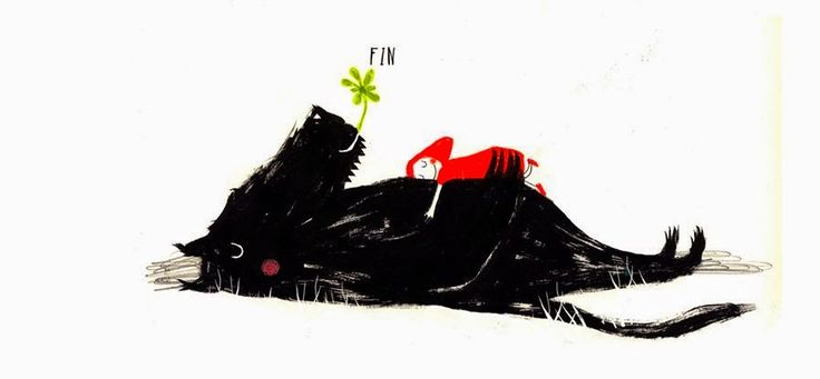 Little Red Riding Hood and Other Wolfish Things: Raul Nieto Guridi I