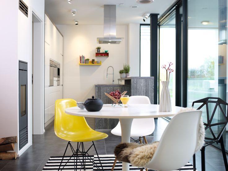 22 best OKAL Küche \ Esszimmer images on Pinterest - küche mit dachschräge planen