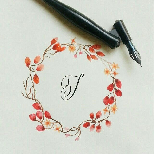 J #calligrafikas