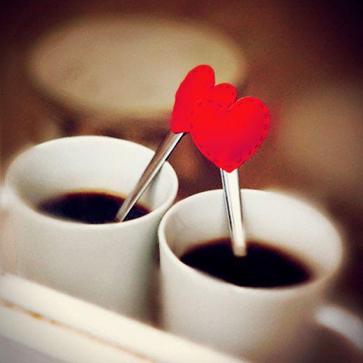 Pause café à 2...