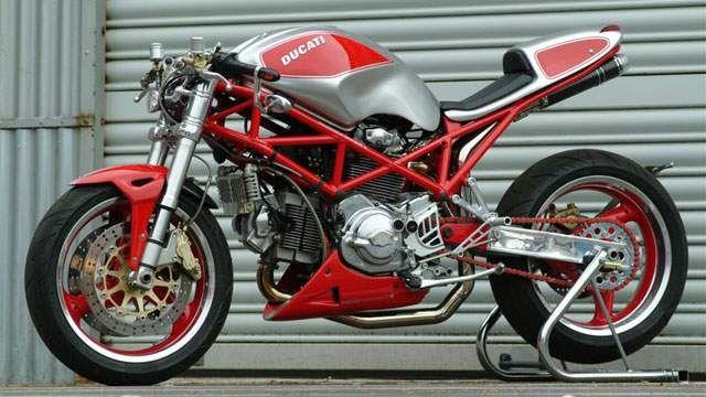 Custom Ducati Monster pics? - ADVrider