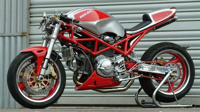 ducati - Page 2 - Custom Fighters - Custom Streetfighter Motorcycle Forum