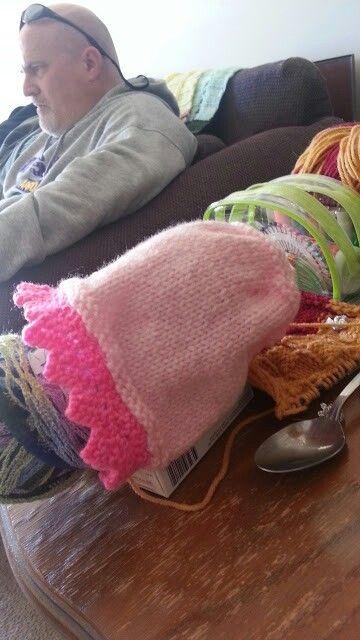 Old fashion bonnet