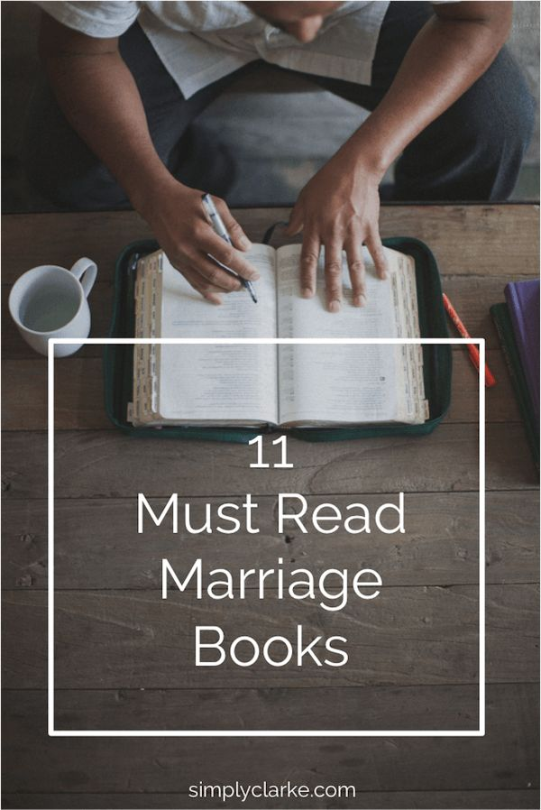 1. For Men Only, Shaunti and Jeff Feldhahn  2. For Women Only, Shaunti Feldhahn 3. Power of a Praying Wife, Stormie Omartian 4. Wife After God, Jennifer Smith 5. You and Me Forever, Frances Chan and Lisa Chan 6. The Mingling of Souls, Matt Chandler 7. Love & Respect, Emerson Eggerichs 8. The Love Dare, Alex Kendrick 9. Sacred Marriage, Gary Thomas 10. 5 Love Language, Gary Chapman 11. Happy Wives Club, Fawn Weaver