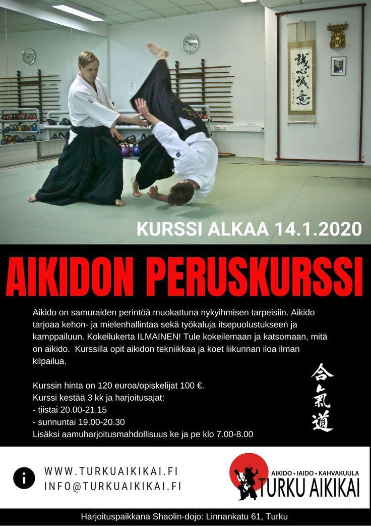 Kamppailulajit Turku