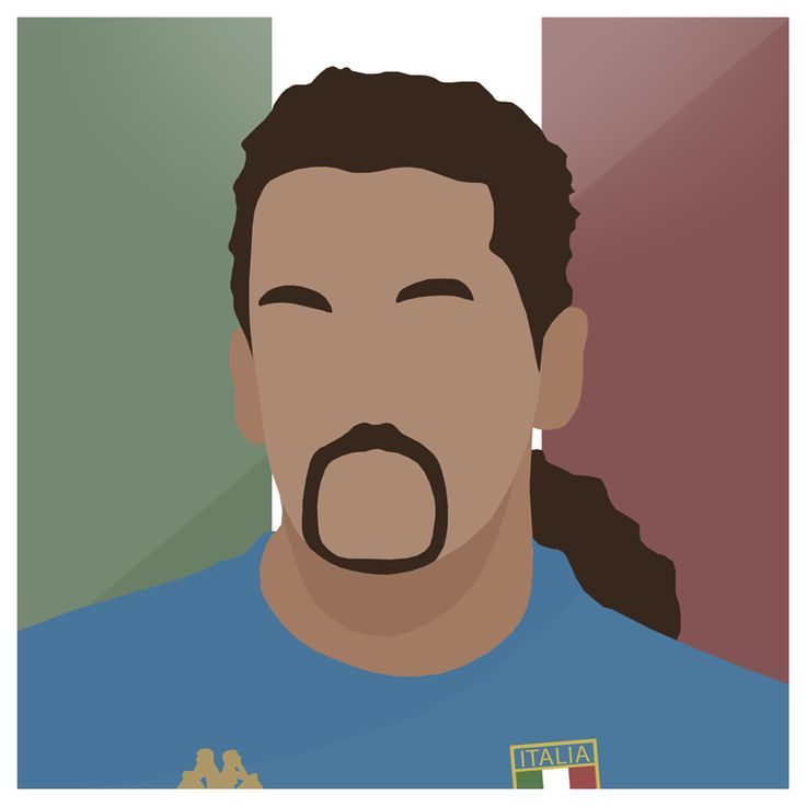R.Baggio    #Legend #Roberto #Baggio #Italy #Italia #Juventus #Milan #Fiorentina #Brescia #SerieA #Football #Futbol #Sport #Design #Photoshop #Illustrator #Design #Art #WorldCup