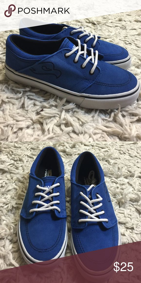 NWT - box Tony Hawk Shoes Royal blue Tony Hawk Shoes. Never worn and still in original box Tony Hawk Shoes Sneakers