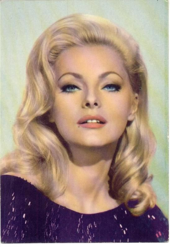 virna lisi, I want to be you.