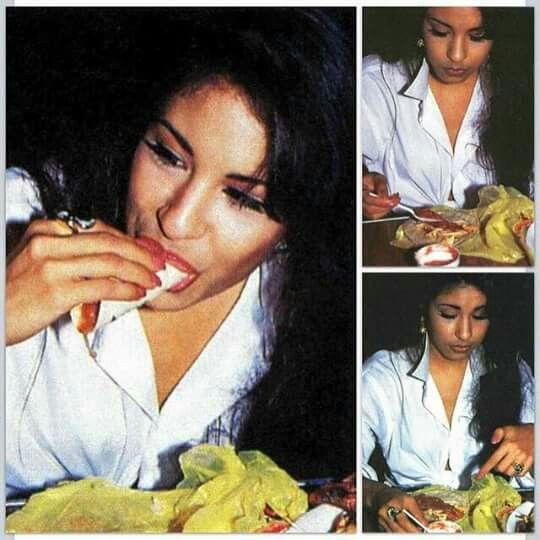 Selena Quintanilla Favorite Mexican Food