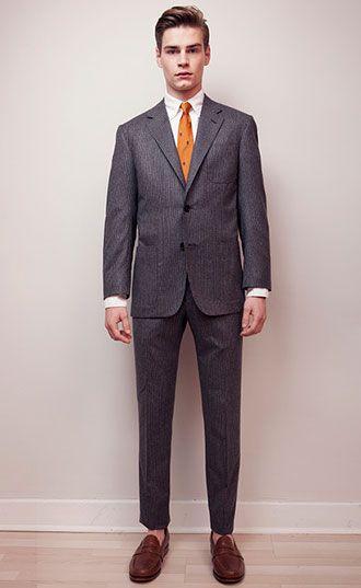 20代×スーツの着こなし・合わせ方 | スーツスタイルWEB
