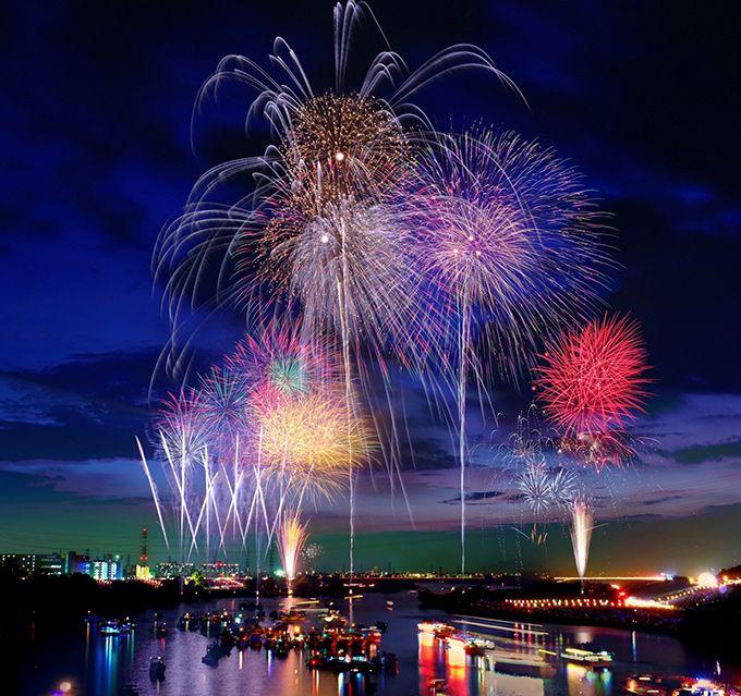 【まとめ】全国花火大会情報2016 - 北海道から沖縄まで日本の夏祭り   ニュース - ファッションプレス