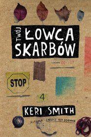 Łowca skarbów-Smith Keri