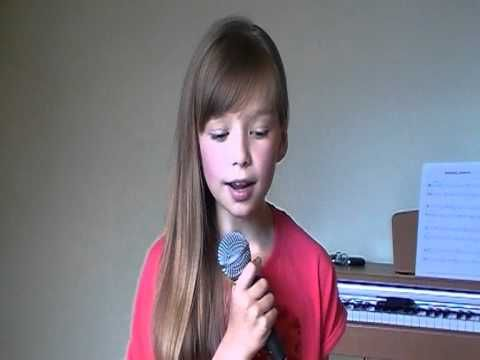 """10-Year-Old Connie Talbot sings """"Rolling in the Deep."""" Almost better than Adele herself!"""