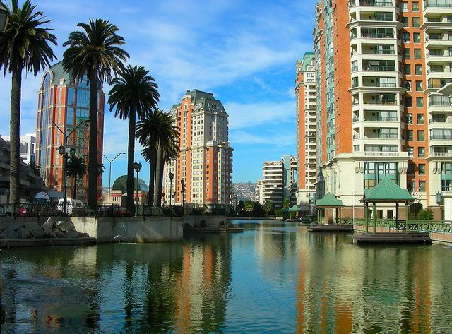 Viña del Mar - Chile actually, i've been in that apartments for vacay