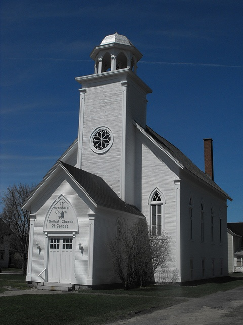 Sutton, Quebec Calvary United Church | Flickr - Photo Sharing!